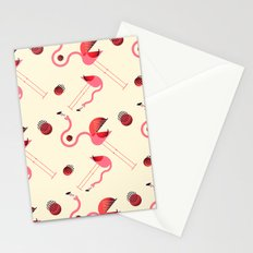 There are always coconuts for those who want to see them Stationery Cards