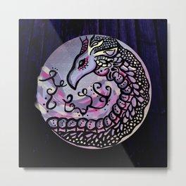 Dragon Spring Metal Print