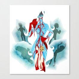 Marvel - Frost Giantess Canvas Print