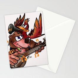Banjo-Kazooie! Stationery Cards