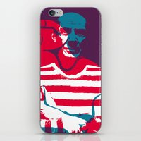 picasso iPhone & iPod Skins featuring Picasso by Art Pop Store
