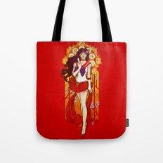Spirit of Fire - Sailor Mars nouveau Tote Bag