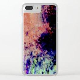 Peaceful Clear iPhone Case