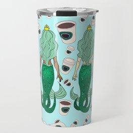 Star Butts Coffee Mermaids Travel Mug