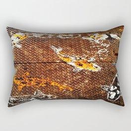 Grate Koi! Rectangular Pillow