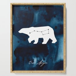 the Great Bear / Big Dipper Serving Tray