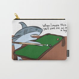 Pool Sharks Carry-All Pouch