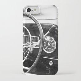 Classic Car Interior iPhone Case