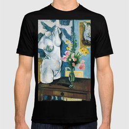 The Plaster Torso - Henri Matisse - Exhibition Poster T-shirt