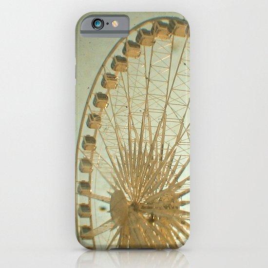 Golden Wheel iPhone & iPod Case