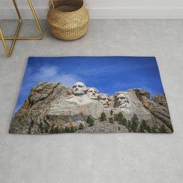 Mt Rushmore Rug