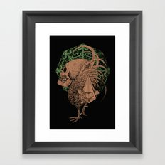 PYRAMID II Framed Art Print