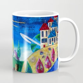 Delphi 4 Coffee Mug