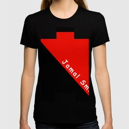Ninja Red and Black T-shirt