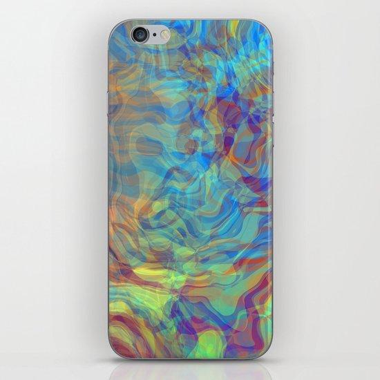 Like Fire and Ice iPhone & iPod Skin