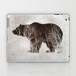 Bear in the Woods Laptop & iPad Skin