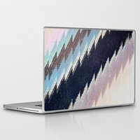 mirror Laptop & iPad Skins featuring mirror by spinL