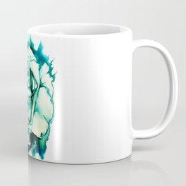 Inky Rose Coffee Mug
