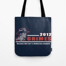 He will keep us safe. Tote Bag