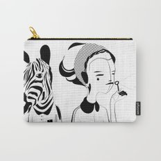Breathe me - Emilie Record Carry-All Pouch