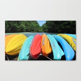 Palau Canvas Print