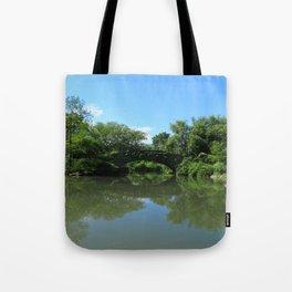 Gapstow Bridge - Central Park Tote Bag