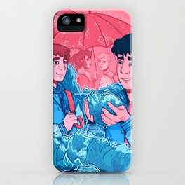 A King's Heart iPhone Case