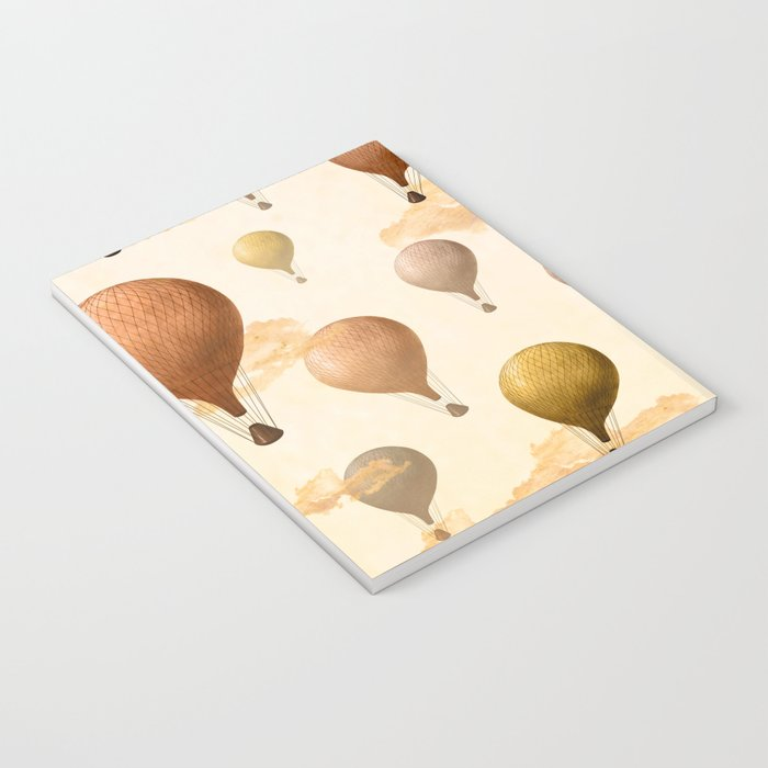 Voyagers Pattern Notebook