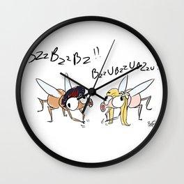BzzBzz Wall Clock