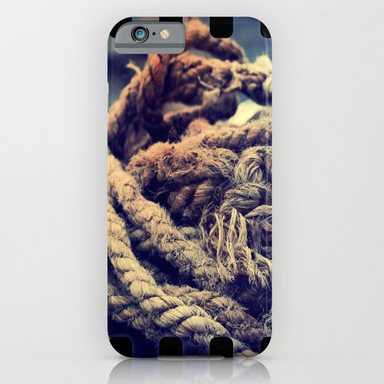 Ropes iPhone & iPod Case