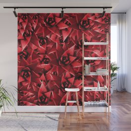 Lusty Crown of Thorns Wall Mural