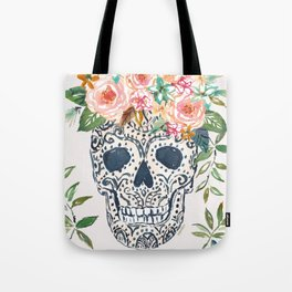 HONORA PRETTY SKULL Tote Bag