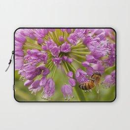 Honey Bee Mine Laptop Sleeve
