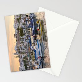 Lagos harbour, the Algarve Stationery Cards
