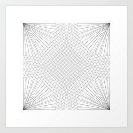 Untitled #1 Art Print