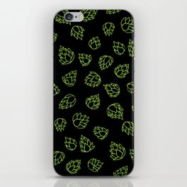 Hopcone Pattern iPhone Skin