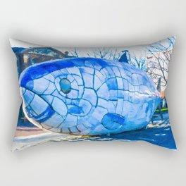 The Big Fish Rectangular Pillow