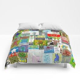 Kettle O...........!  Comforters