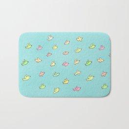 Flying Birdies Bath Mat