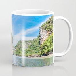 Islets in Phang Nga Bay Coffee Mug