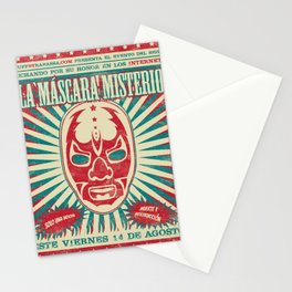La Mascara Misterio Stationery Cards