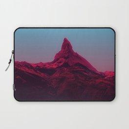 Pink mountains Laptop Sleeve