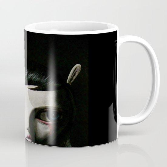 sad blood drop Mug