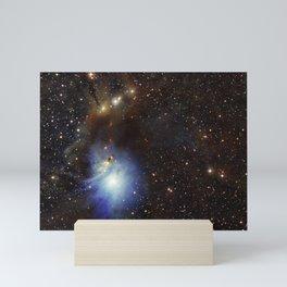 Young Star, Reflection Nebula IC 2631 Mini Art Print