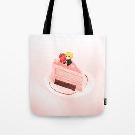 Happy Birthday Kurapika Tote Bag