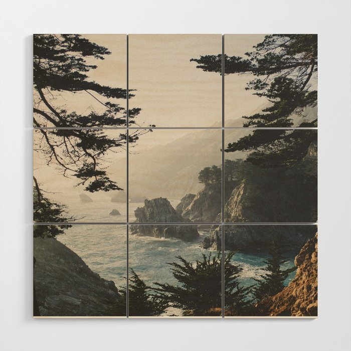 Big Sur Wood Wall Art
