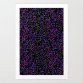 Unique Leopard Print Art Print