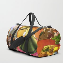 The Kakuna Haberdashery Duffle Bag