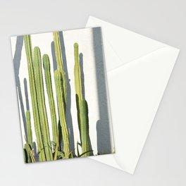 cali cacti Stationery Cards