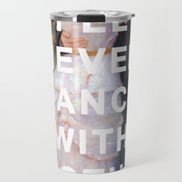 I'll Never Dance at Bougival with Another Travel Mug